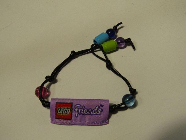 Branzoletka Lego dla dziewczynki