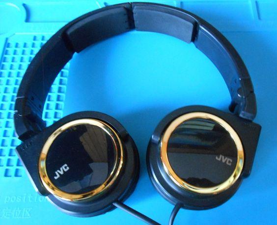Słuchawki JVC HA-S400-N
