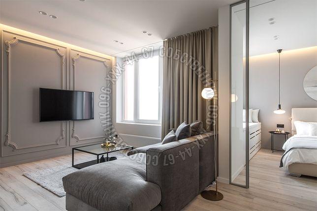 Продаю 2-комнатную видовую квартиру с дизайнерским ремонтом ЖК Seven