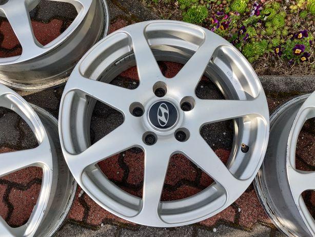 """Felgi 16"""" 5x114,3 67,1 R16 X4 komplet 4sztuki Hyundai Kia Mazda Toyota"""
