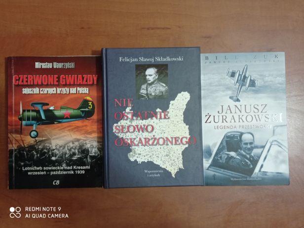 Czerwone gwiazdy Sławoj Składkowski Janusz Żurakowski legenda przestwo