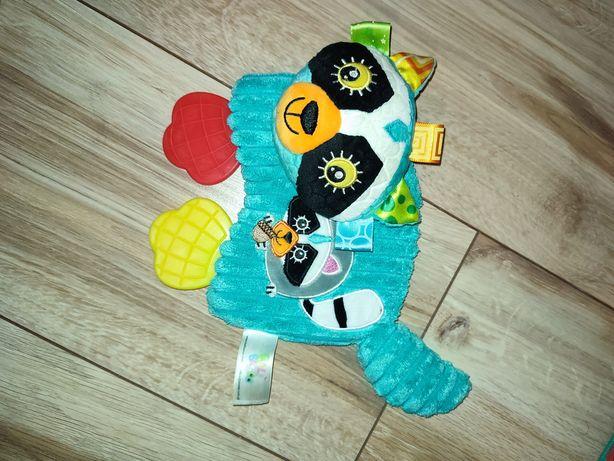 Bali bazoo szop grzechotka zabawka sensoryczna