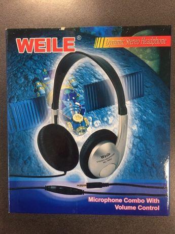 Наушники Weile