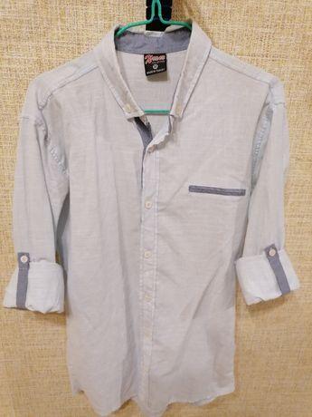 Рубашка трансформер (рукав короткий/длинный)
