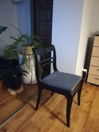 Krzesło PRL, po renowacji