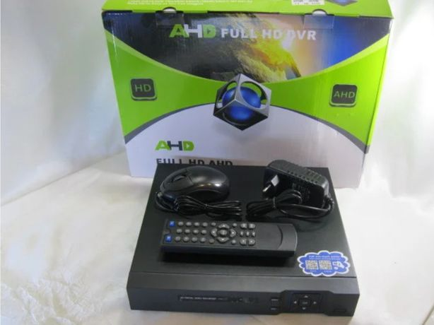 Система видеонаблюдения FULL HD CAD 1204 DVR видеорегистратор