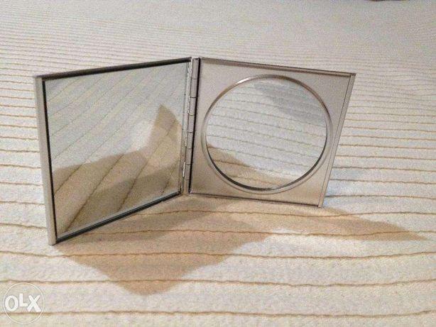Kit de Maquilhagem + Espelho duplo - NOVOS
