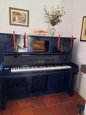 Vendo piano antigo século 19 em bronze
