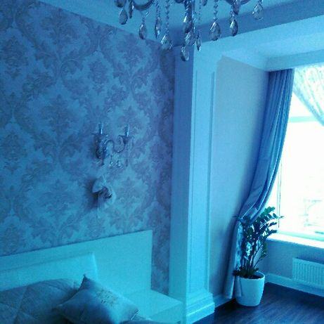 Ремонт квартир:штукатурка, шпаклевка, обойные, декоративная штукатурк,