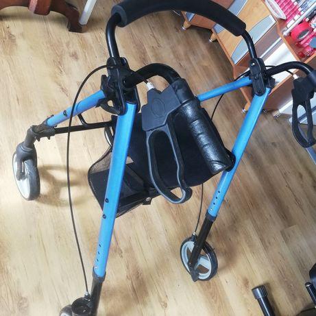 Chodzik dla niepełnosprawnych, balkon dla dorosłych, starszych
