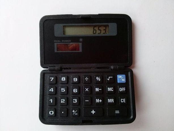 Mały kalkulator solar uszkodzony