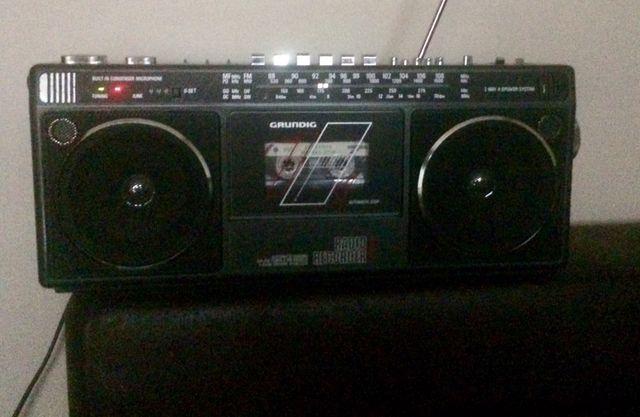 Radiomagnetofon Grundig RR 455