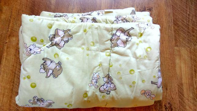 Детское одеяло, фирма Ярослав+пододеяльник в подарок