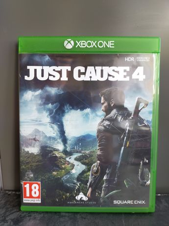 Just cause 4 XBox one, x ENG stan idealny