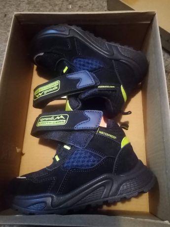 Sprzedam nowe buciki dla chłopca rozmiar 25