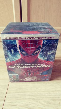 Bluray The Amazing Spider-man + figurka!