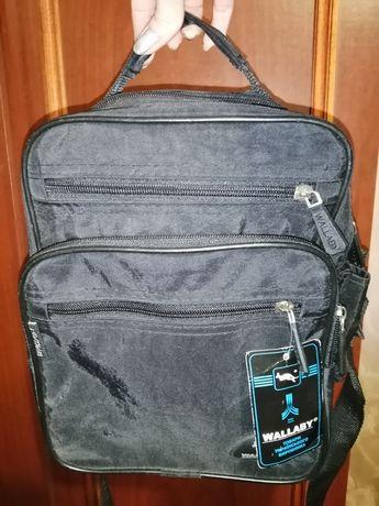 Барсетка мужская сумка чемодан