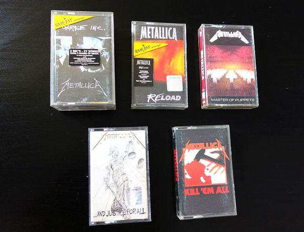 Metallica - Kasety magnetofonowe
