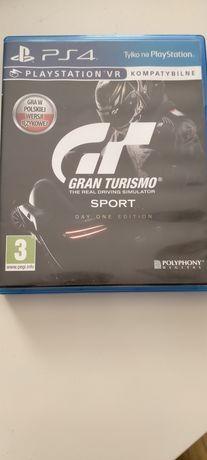 PS4, Gran Turismo, polska wersja językowa