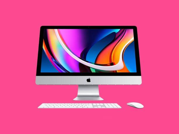 "Apple iMac 27"" 2020 (6-core 4.8GHz/16Gb RAM/512 SSD) не активирован"