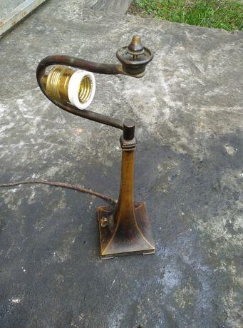 Антикварна Настільна лампа в стилі модерн
