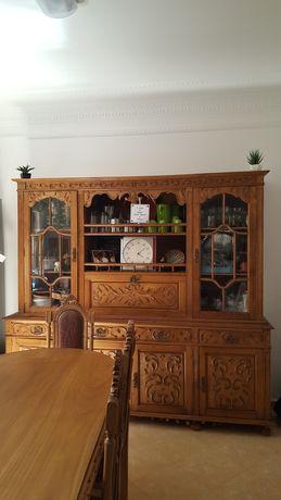 Mobília de sala de jantar/cozinha