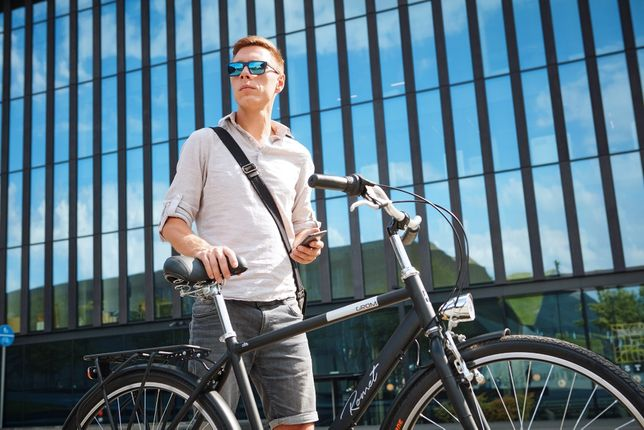 Велосипед 28 колеса