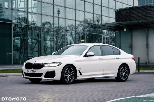 BMW Seria 5 Cesja Leasingu