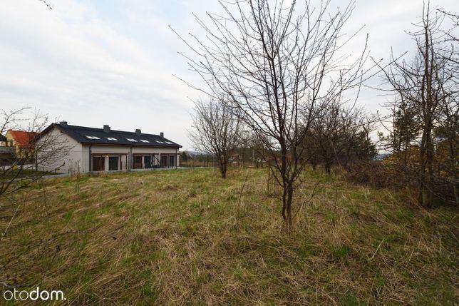 Straszyn działka 1172 m2 Bliźniak Szereg Vat