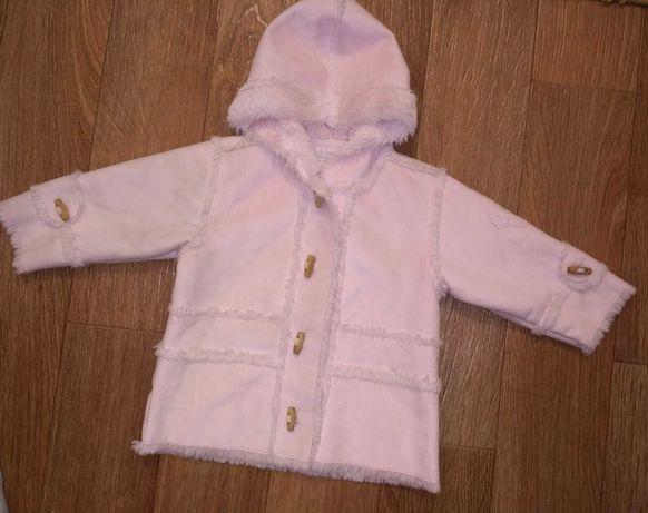 Дубленка, курточка для девочки