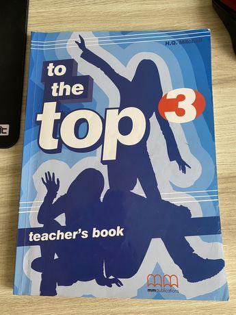 To the top 3 teacher's book