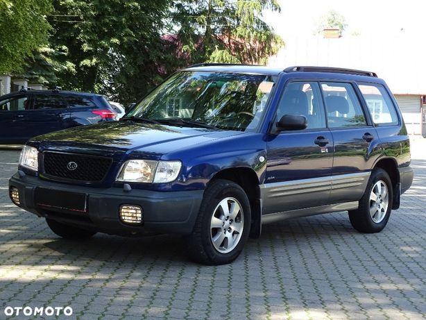 Subaru Forester 2.0 Benzyna**125 KM**Napęd...