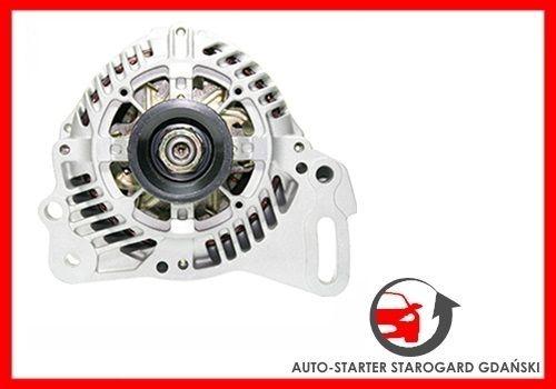 Alternator Volkswagen T4 2.0 98- AAC 90 Amper