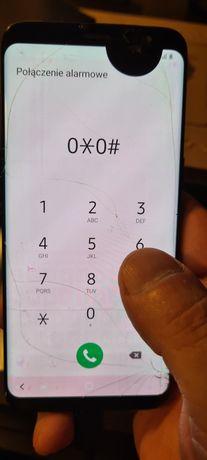 Samsung S8 uszkodzony