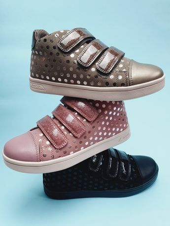 НОВІ ботінки, кросівки (ботинки, кроссовки) GEOX 33,34,35,36,38 розмір