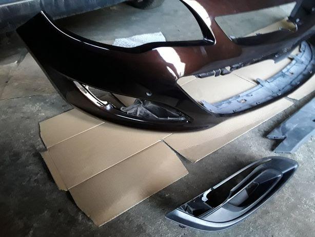 Astra J kombi 2014 -zderzak przedni nowy kolor-Z41C + dodatki