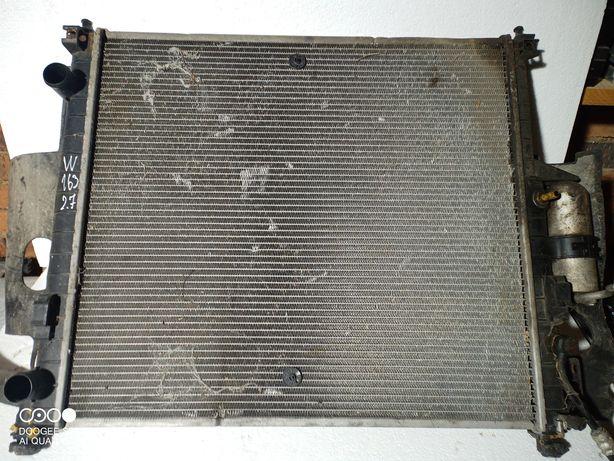 Mercedes w163 радиатор радіатор
