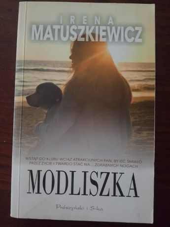 MODLISZKA Irena Matuszkiewicz książka