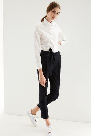 Camisa de senhora, estilo clássico com corte slim SACOOR