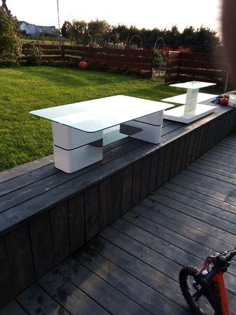 Stolik kawowy i stoliki pod TV