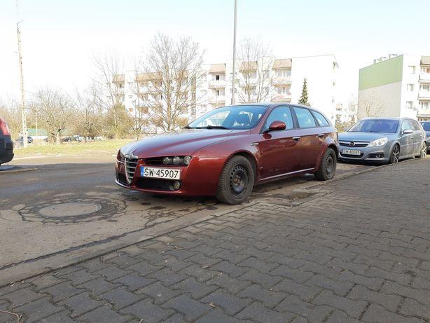 Alfa Romeo 159 1.9jtdm 120KM