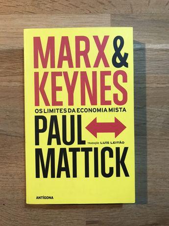 Marx & Keynes (portes grátis)