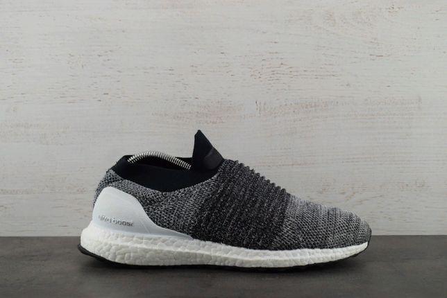 Кроссовки Adidas Ultra Boost Laceless Oreo. Размер 41