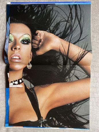 Christina Aguilera/Xtina PLAKAT POPCORN
