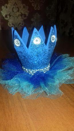 Продам НОВУЮ заколку-корону для Вашей принцессы