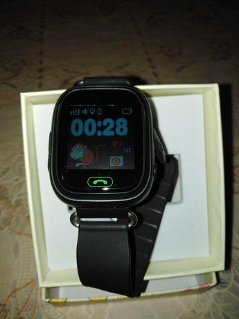 Детские сенсорные часы Smart Watch HZ GLOBAL SUPPLIER. Q90.