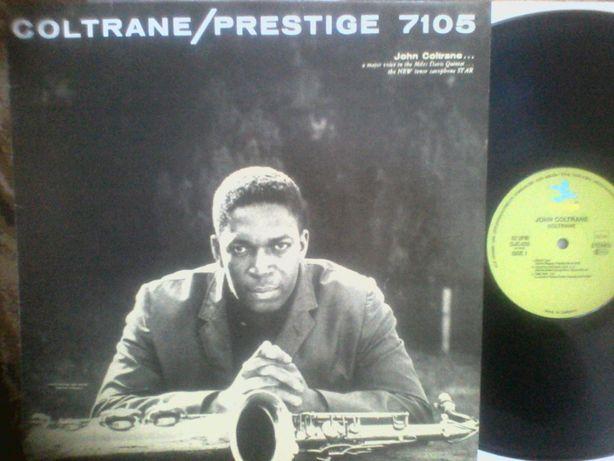 lp Jazz John Coltrane \ Coltrane 1957 пластинка
