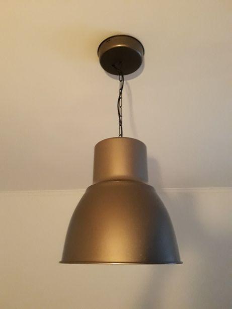 Conjunto de Candeeiro + calha de tecto Ikea HEKTAR