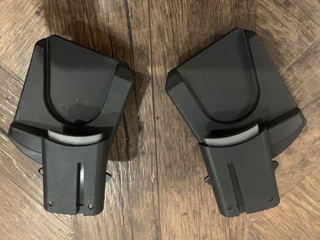 Адаптеры (крепления) для автокресла на коляску qb,cybex