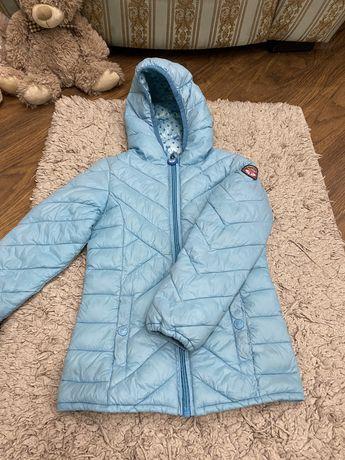 Курточка на девочку (Zara Mone H&M)5-7 лет